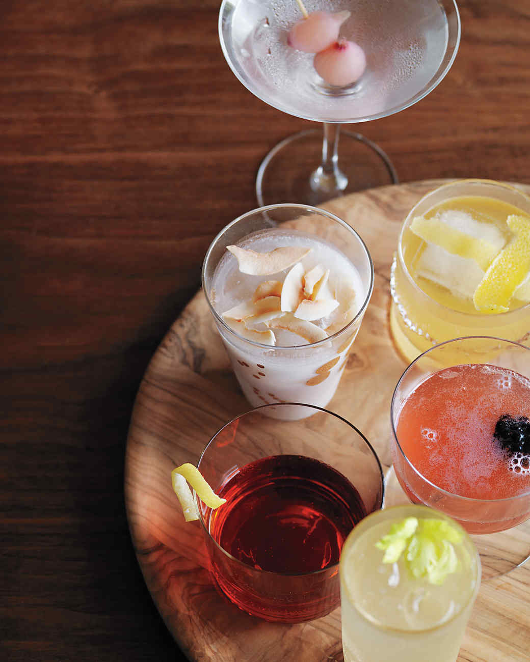 A Sparkling Winter Cocktail Party