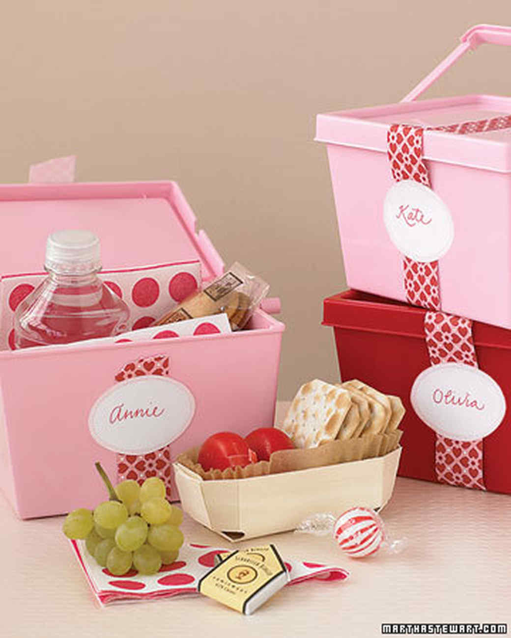 mini lunch boxes