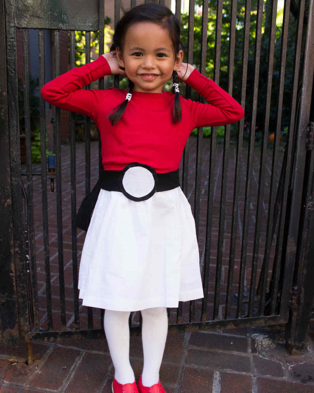 Poké Ball Costume