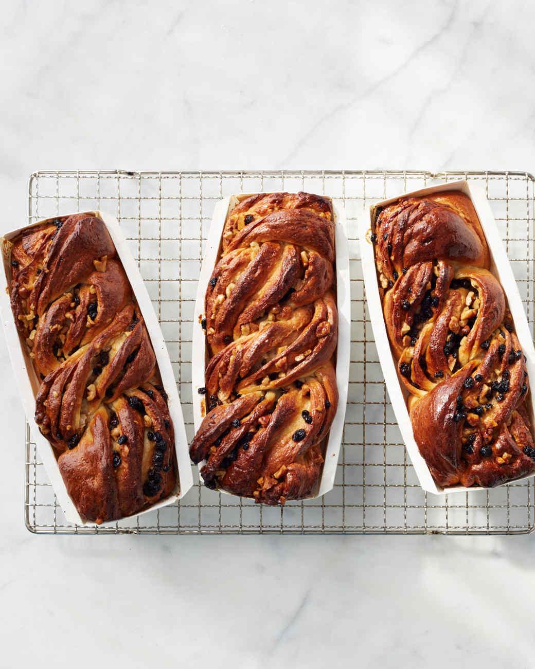 Martha Stewart Chocolate Babka Recipe Video