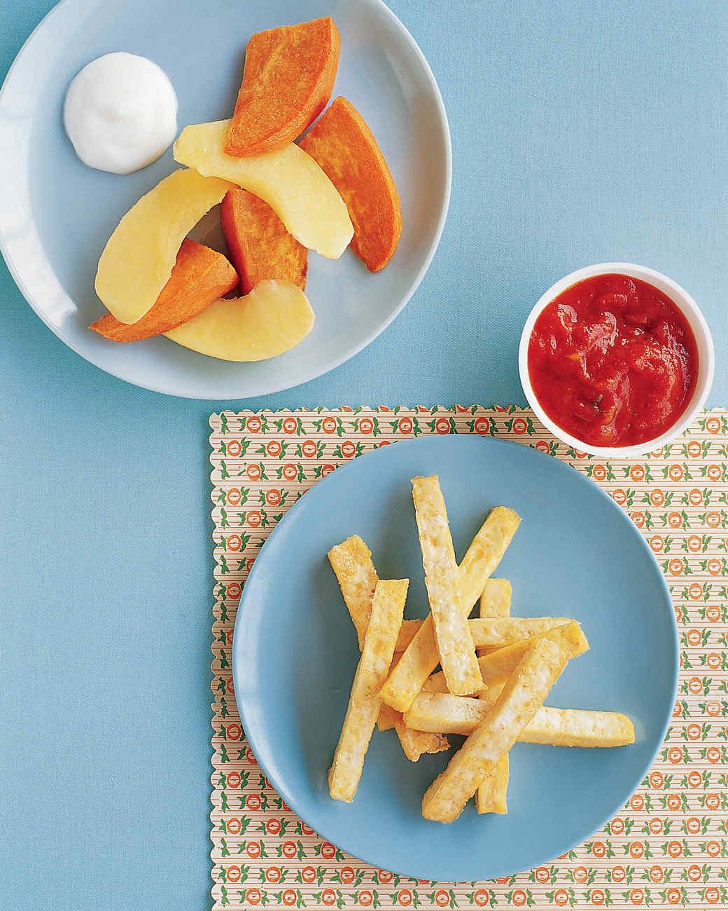 Baked Tofu Sticks Recipe | Martha Stewart