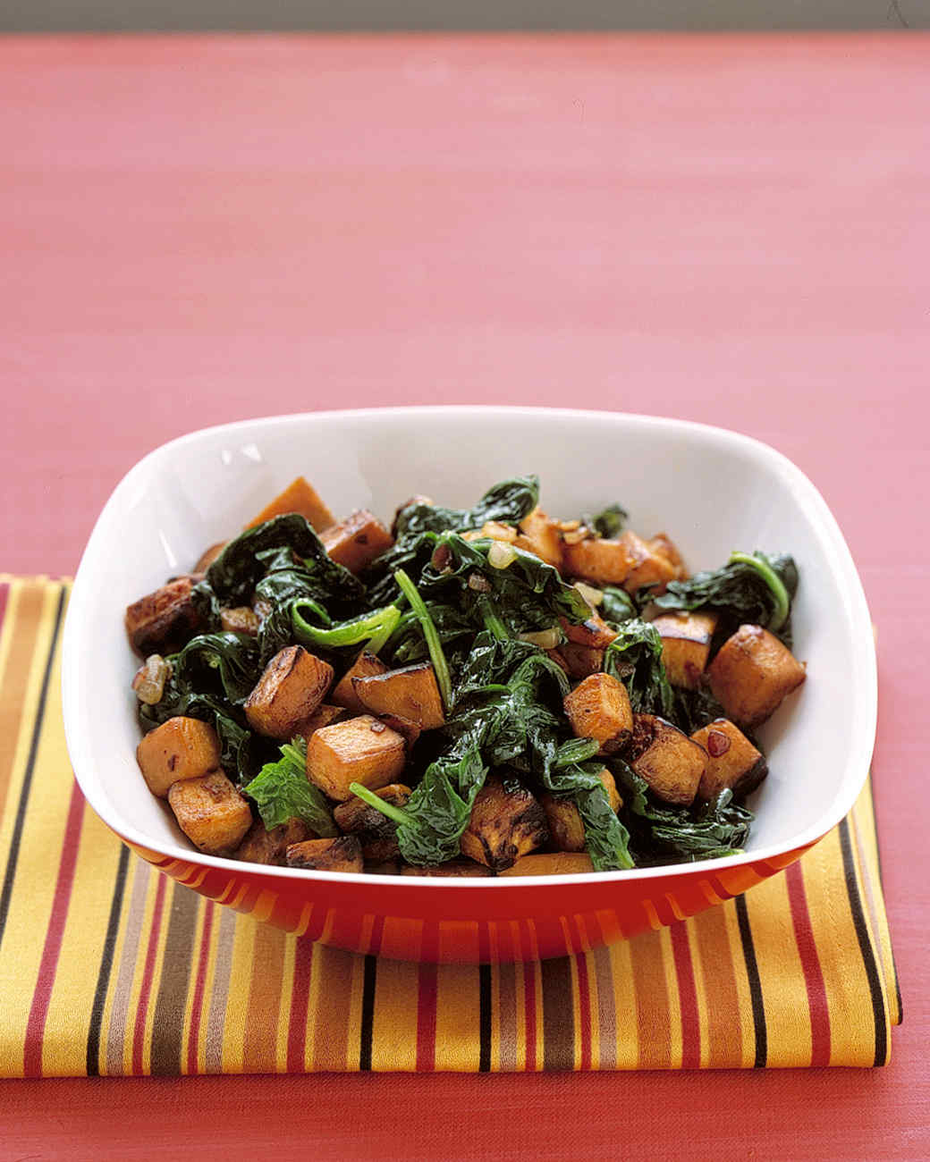 Healthy Spinach Recipes | Martha Stewart