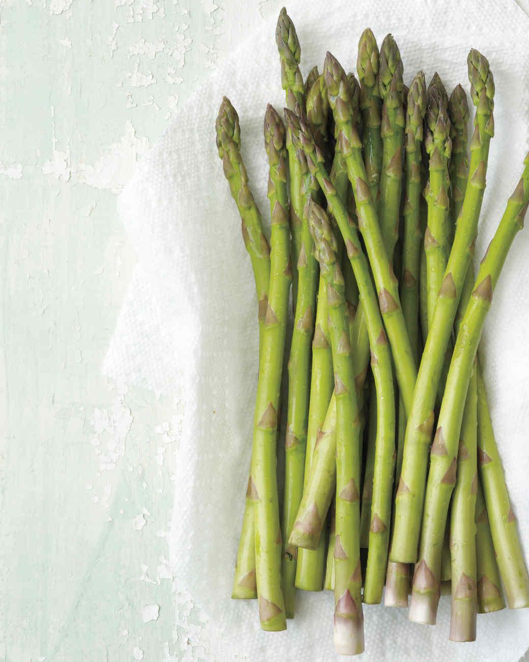 Easy recipes for fresh asparagus