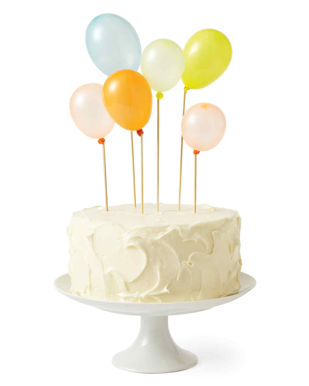 The icing on top 16 tips for decorating and displaying for Balloon cake decoration