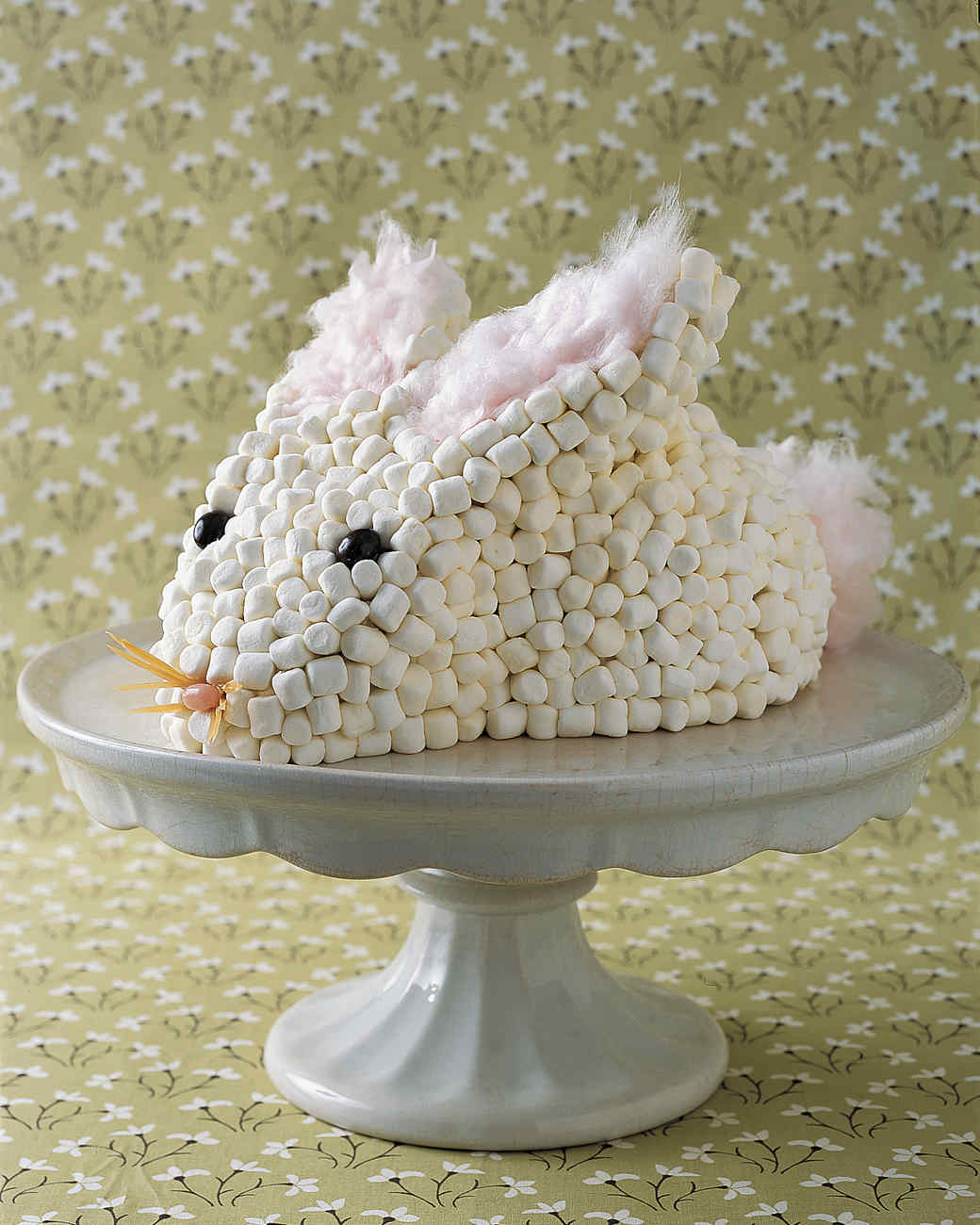 Amazing Animal Cakes That Are Super-Cute (Check Out the Bunny Cake!)