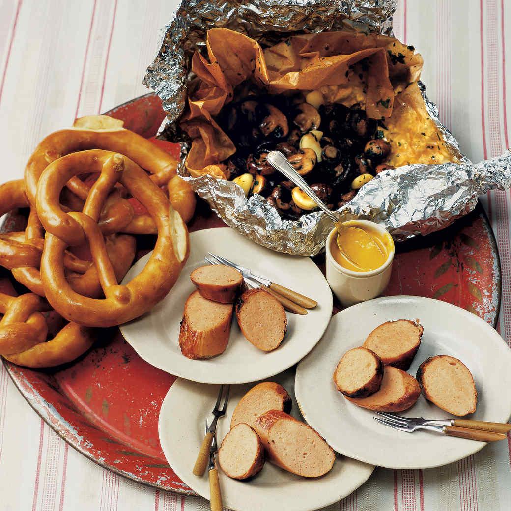 Grilled Knockwurst