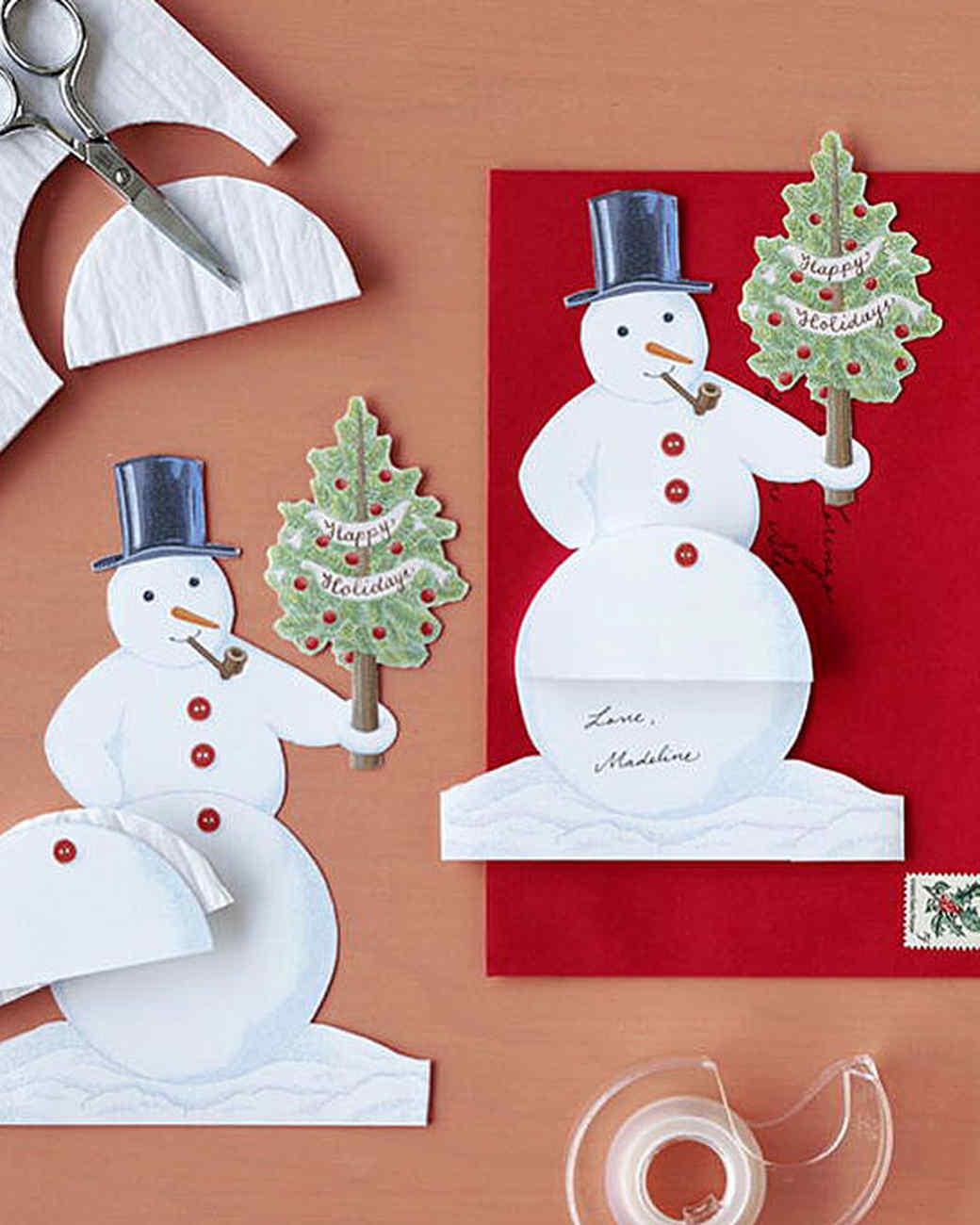 Holiday Clip-Art Crafts | Martha Stewart