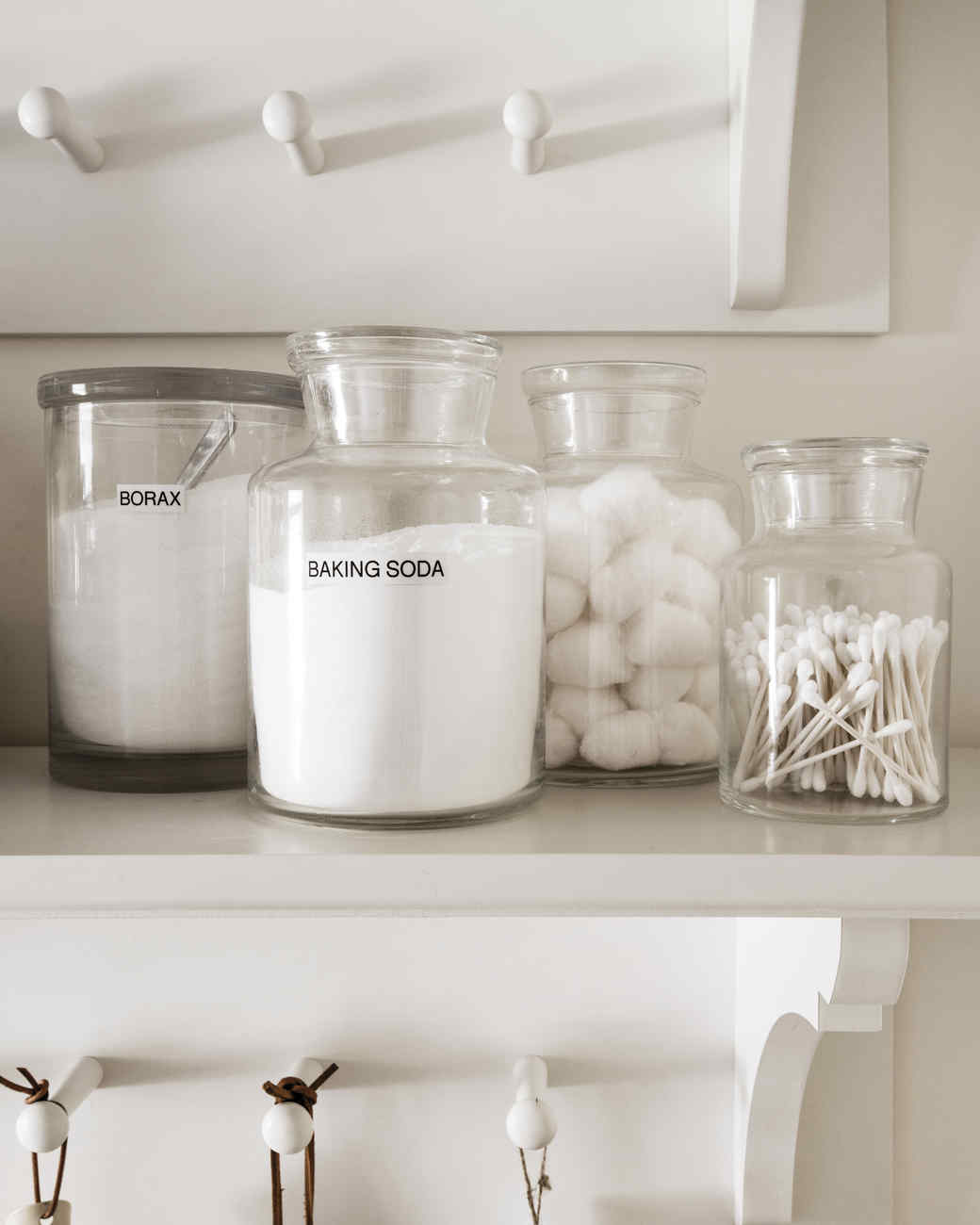 How To Organize Laundry Supplies