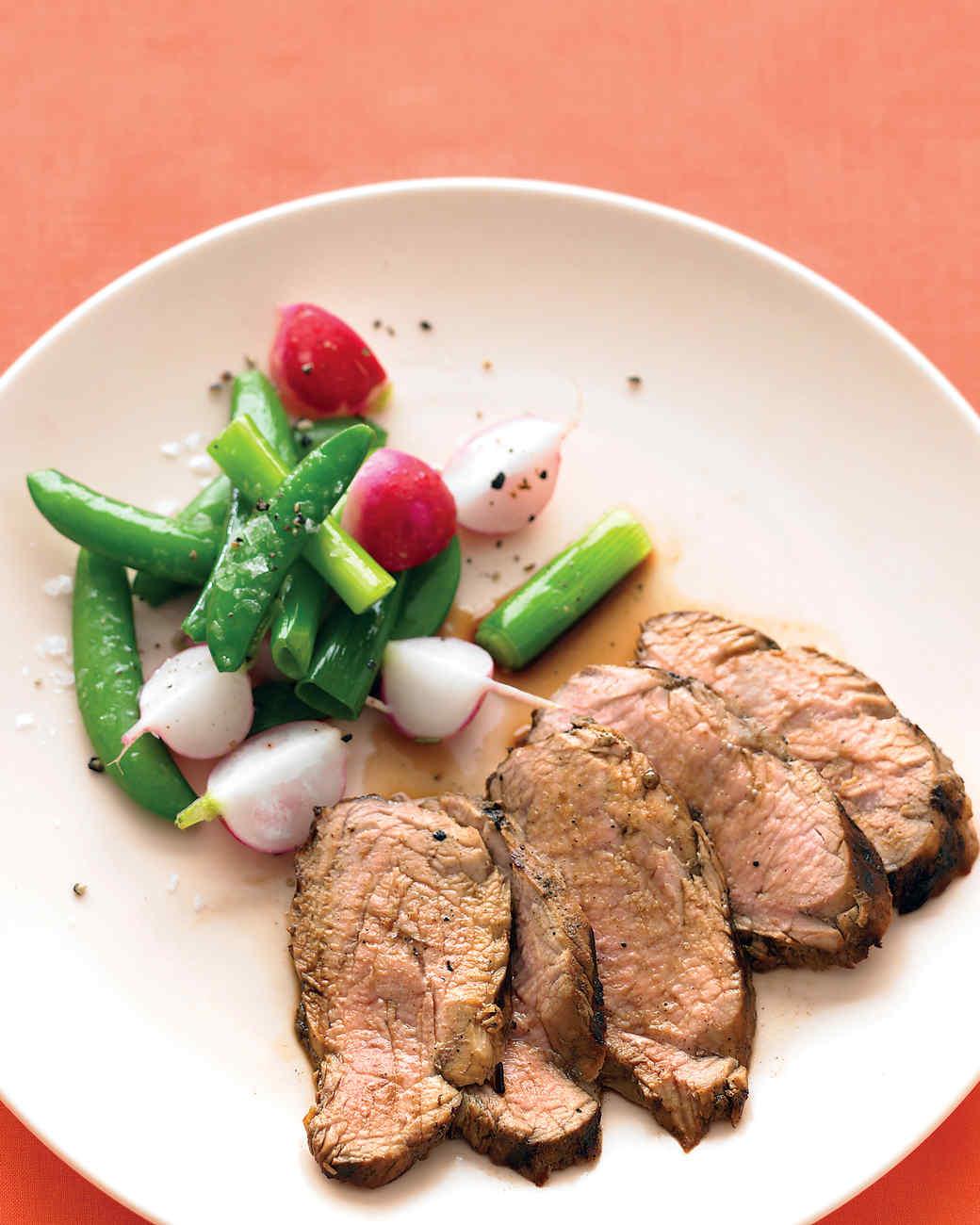 Pork tenderloin marinade recipe ginger