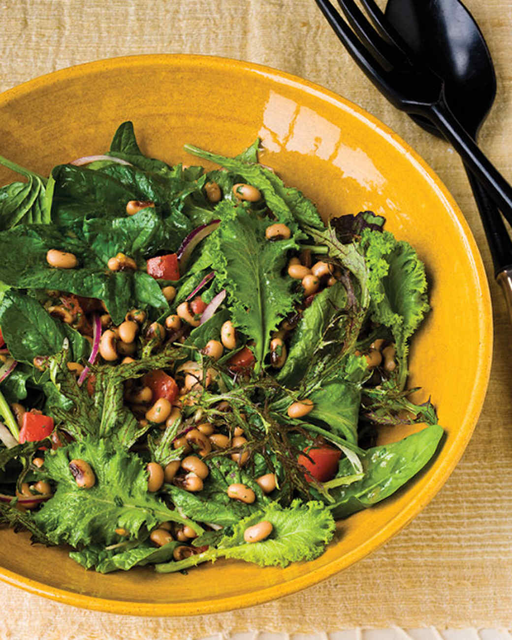 Mustard Greens Recipes Martha Stewart