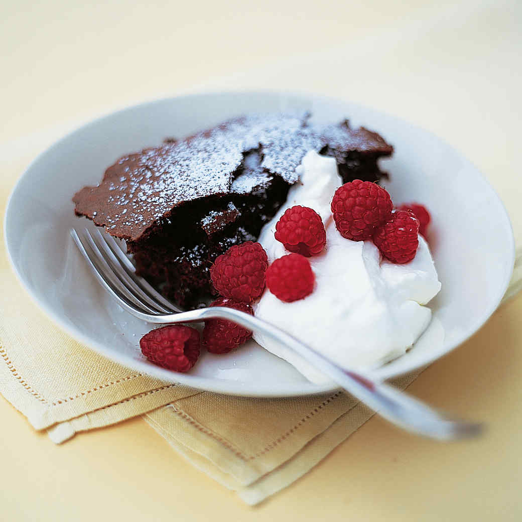 Chocolate Brownie Spoon Bread