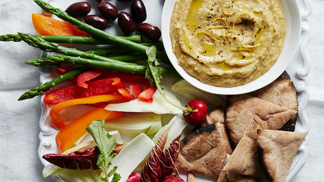 Zucchini Babaghanouj