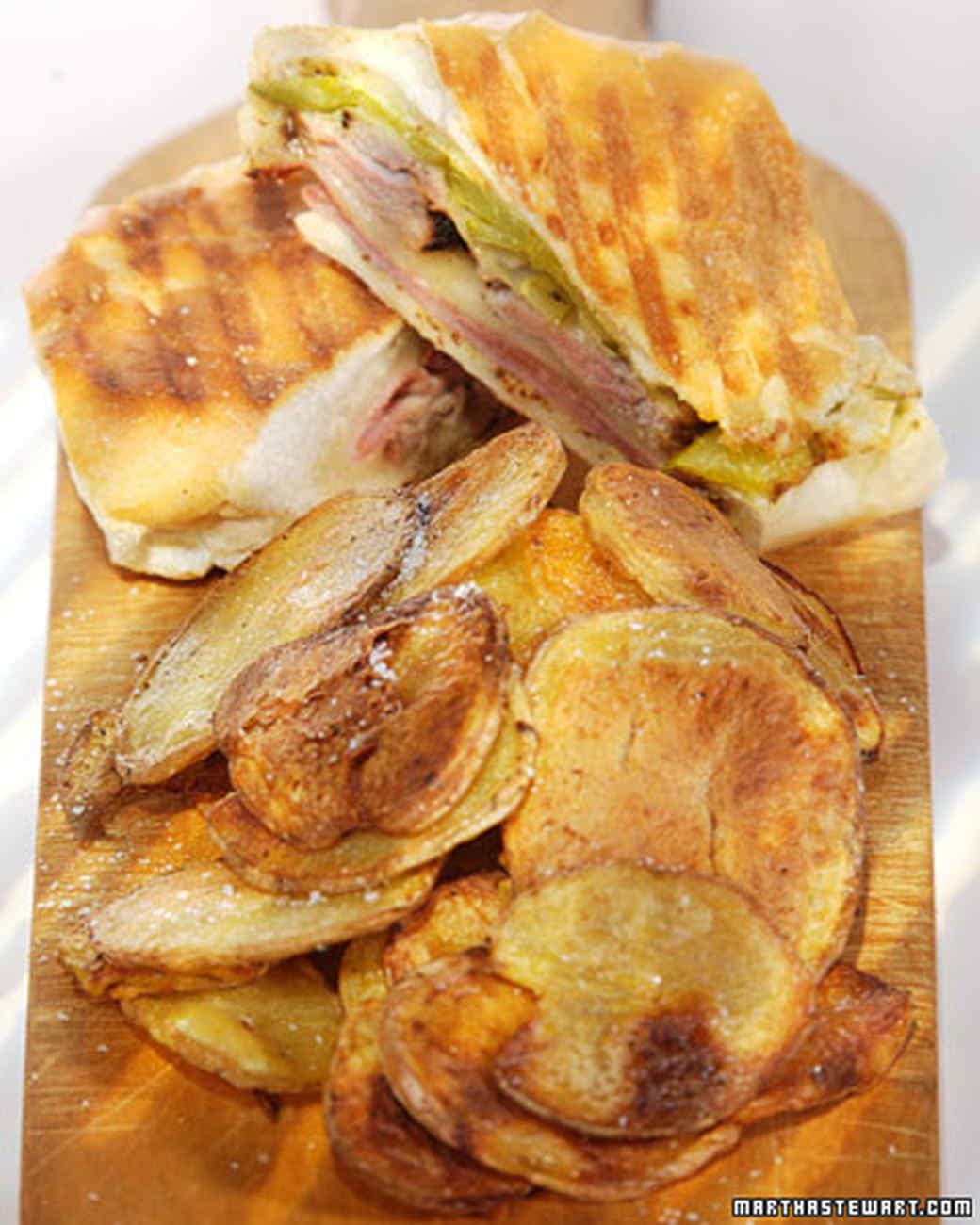 Slammin' Sandwiches from ''The Martha Stewart Show'' | Ma...
