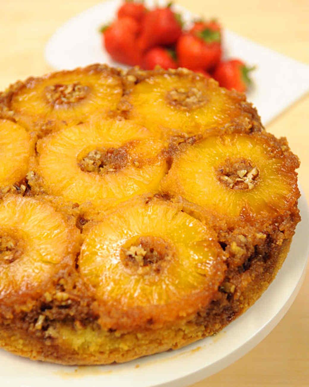 Grandma Bea's Pineapple Upside-Down Cake Recipe & Video