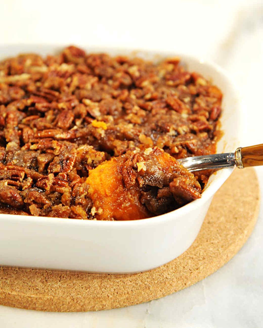 Amanda Hesser's Sweet Potato Casserole Recipe & Video