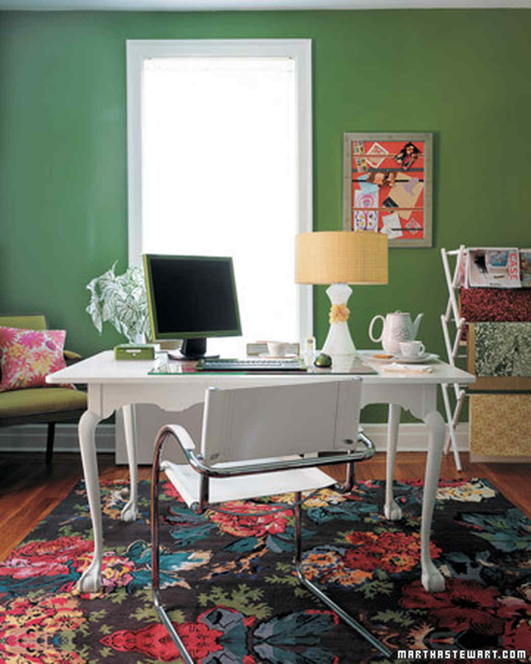 home office design ideas | martha stewart