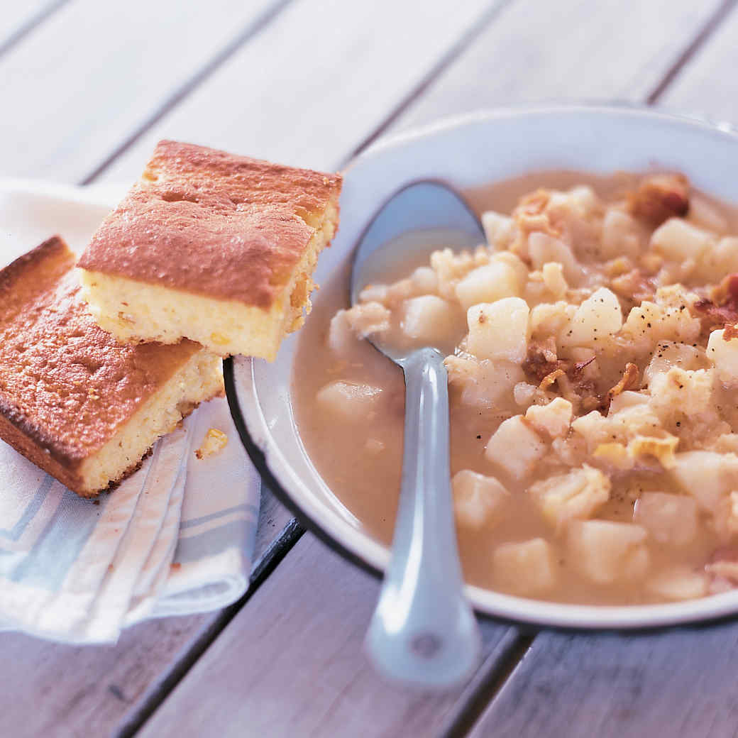 Outer Banks Clam Chowder