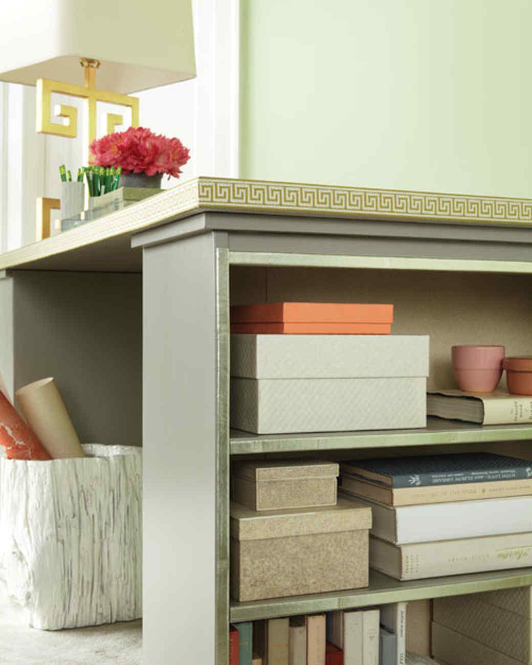 Closet storage and office organizers martha stewart - Martha stewart desk organizer ...