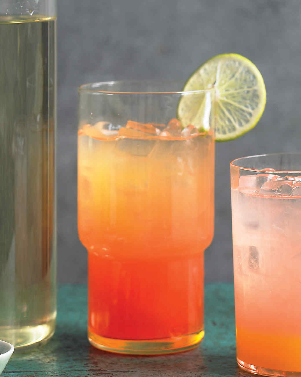Tequila sunrise for Drinks you can make with tequila