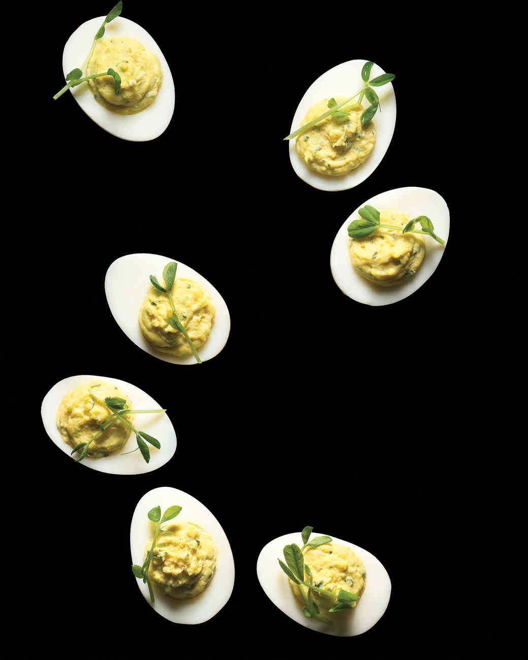 Spring Appetizer Recipes Martha Stewart