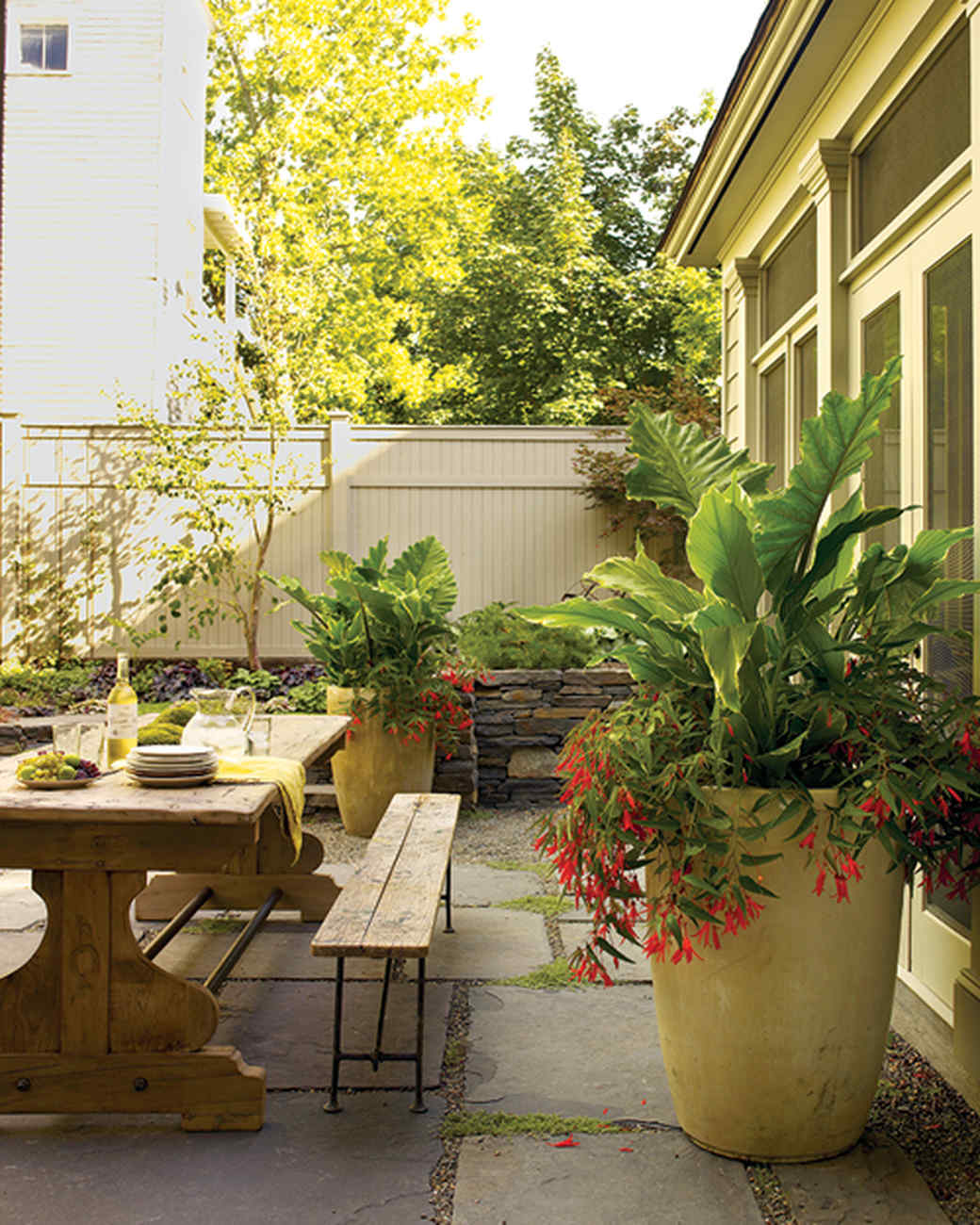 Favorite Shade Loving Plants for the Front Porch | Hearth & Vine - formerly Garden Matter