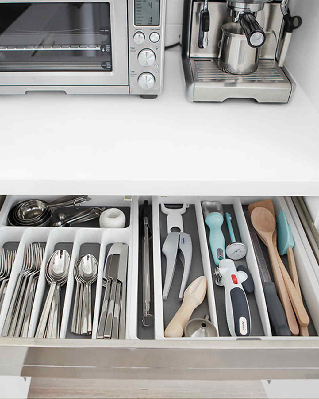 Kitchen Organization Tools: Home Design With Kevin Sharkey: Order In The Kitchen