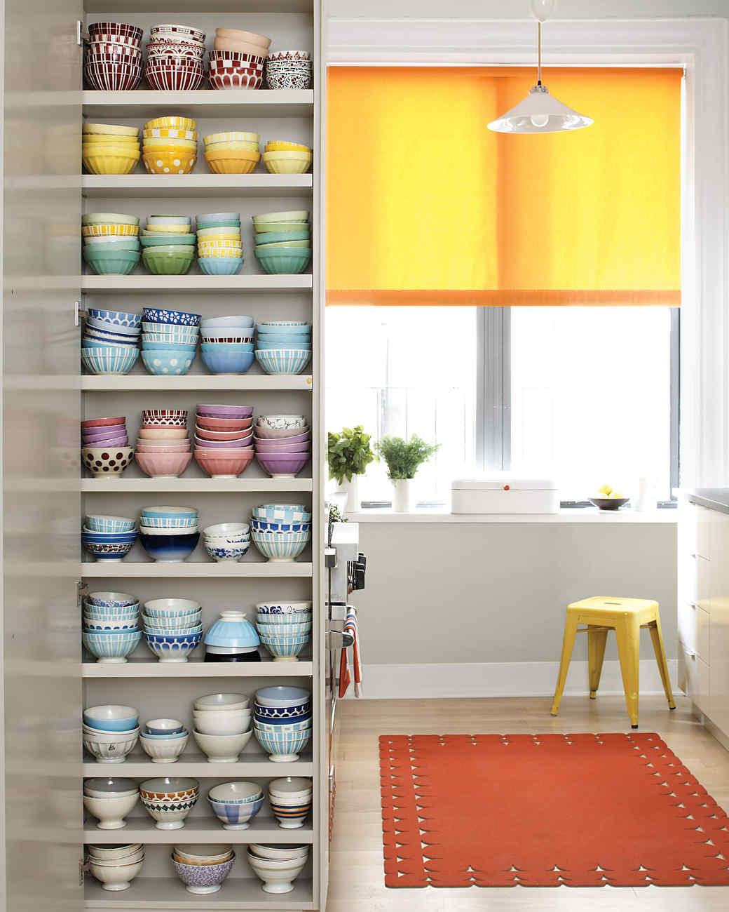 Organization For Kitchen 5 Golden Rules Of Kitchen Organization Martha Stewart