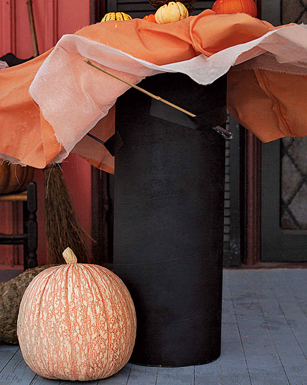levitating halloween table and treats martha stewart ready to make your own levitating table and treats learn how to create this enchanting illusion