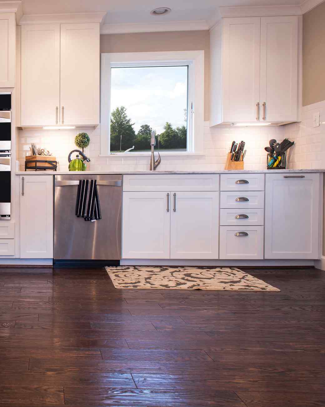 Kitchen Wood Furniture How To Care For Wood Furniture And Wood Floors Marthastewartcom