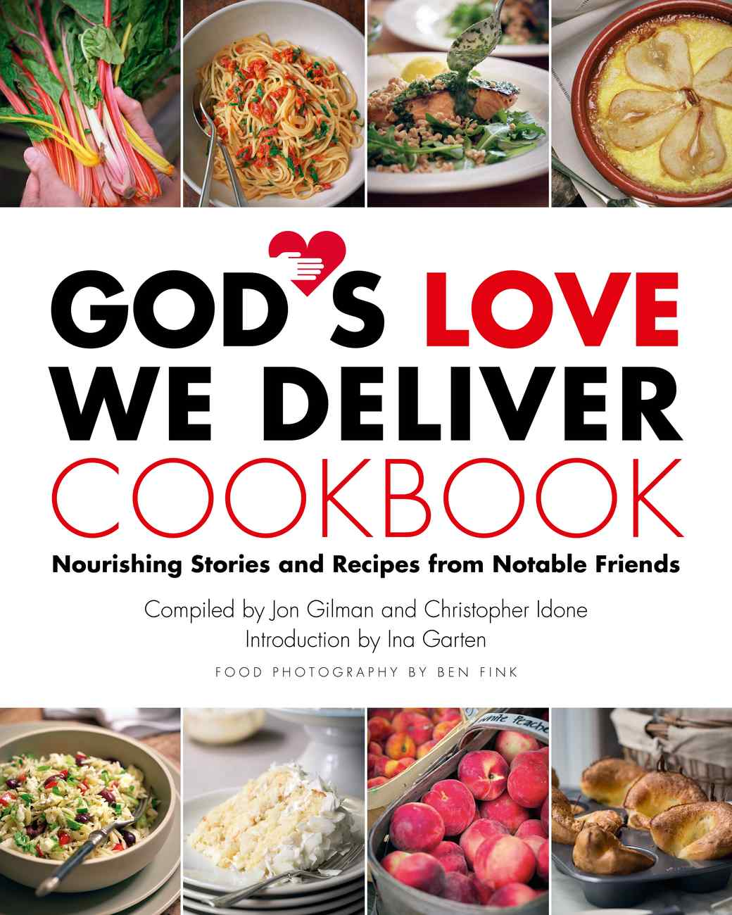 Cover of the God's Love We Deliver Cookbook