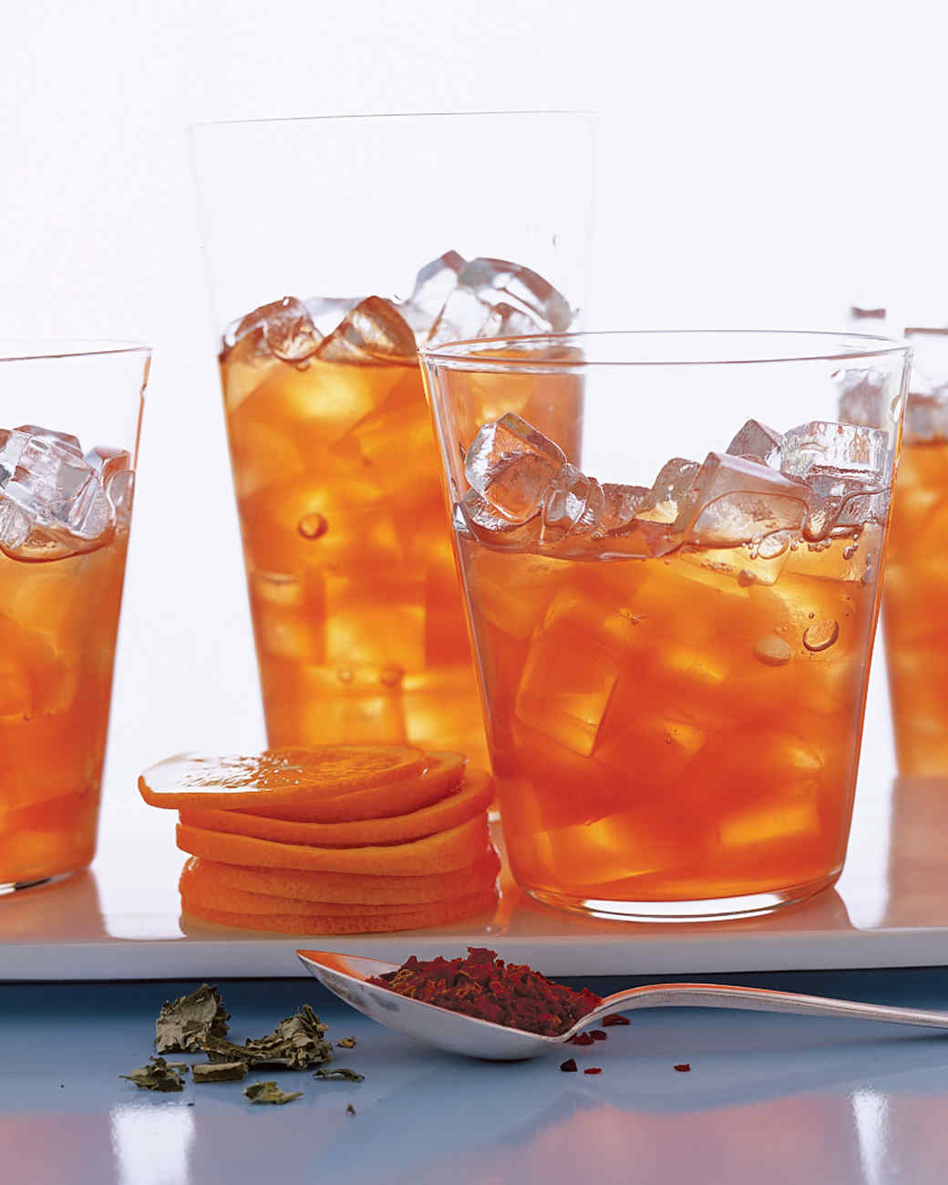 Iced tea recipes martha stewart for Iced tea cocktail recipes