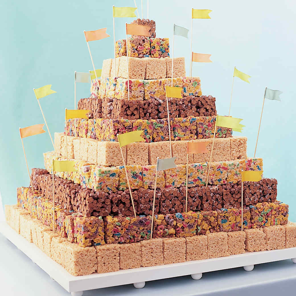Cereal-Cube Castle