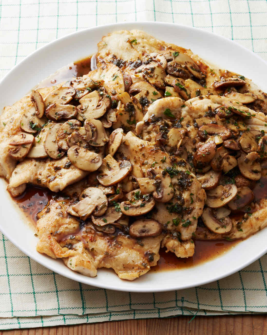 Chicken Marsala Recipe & Video | Martha Stewart