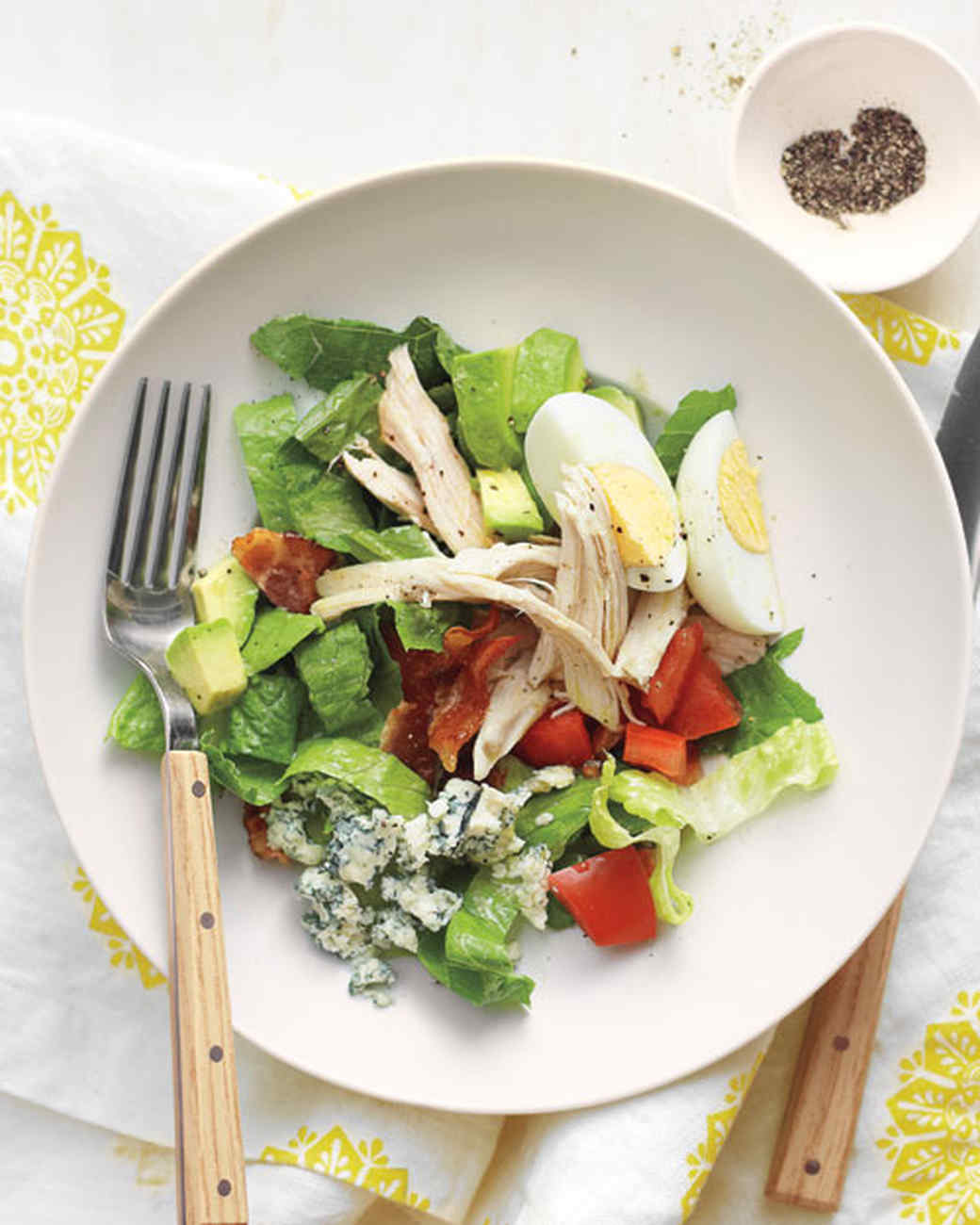 Easy Cobb Salad Recipe | Martha Stewart