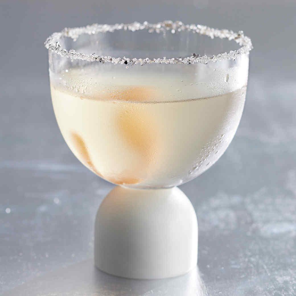 Silver-Tequila Martini