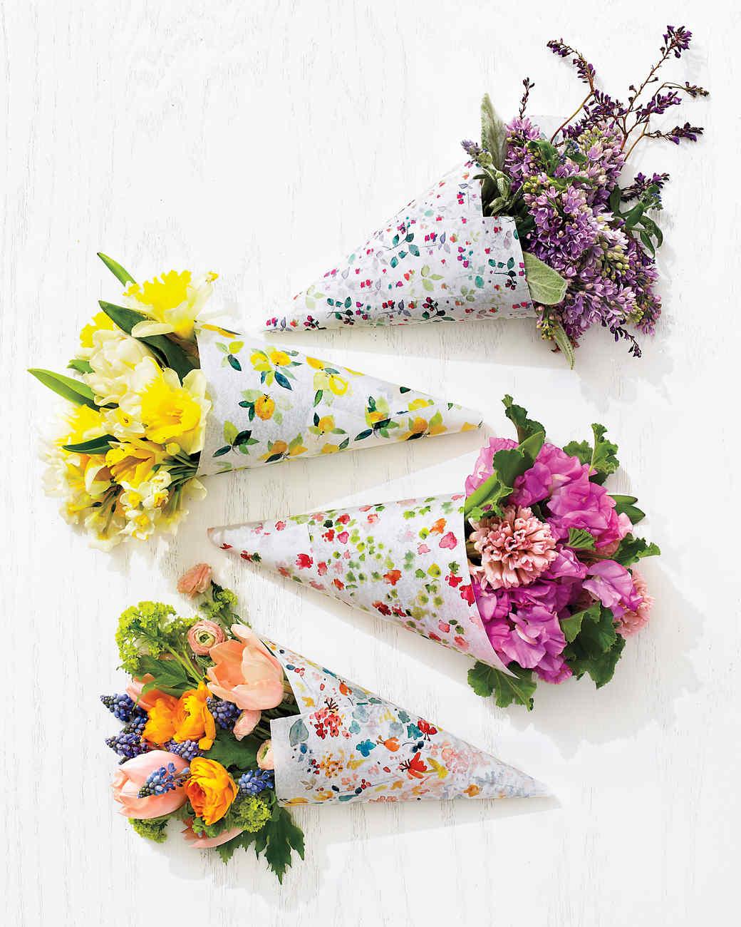 Flower arrangement ideas martha stewart for Martha stewart floral arrangements