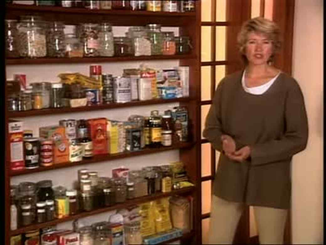 walk in pantry martha stewart  Google Search  Kitchen