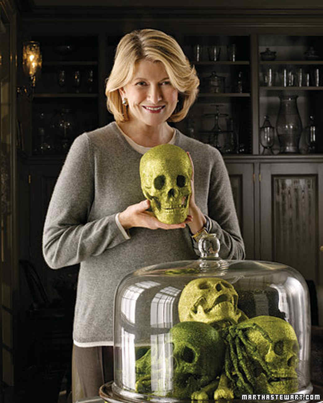 martha stewart creates a macabre mood for halloween - Halloween Decorations Martha Stewart
