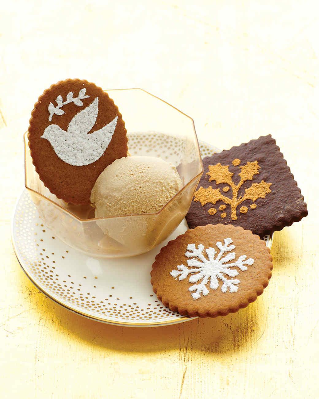 Decorated christmas sugar cookies recipe