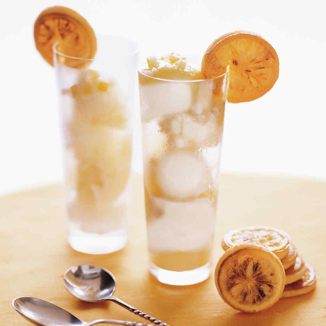Lemon Parfait
