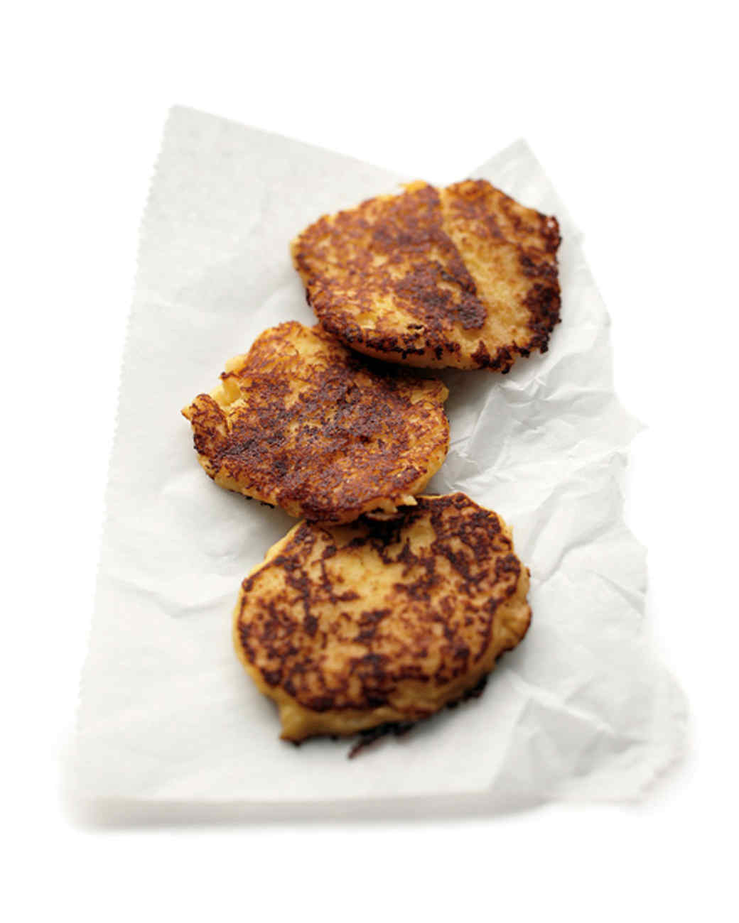 Mashed-Potato Pancakes Recipe | Martha Stewart
