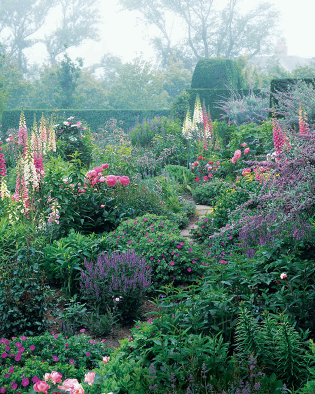 Nantucket Garden