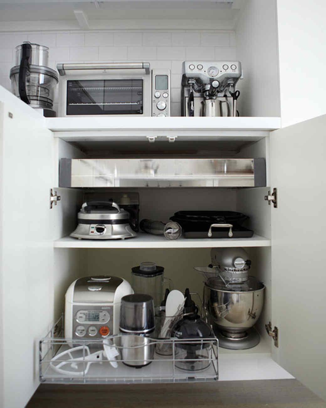 5 Golden Rules Of Kitchen Organization Martha Stewart
