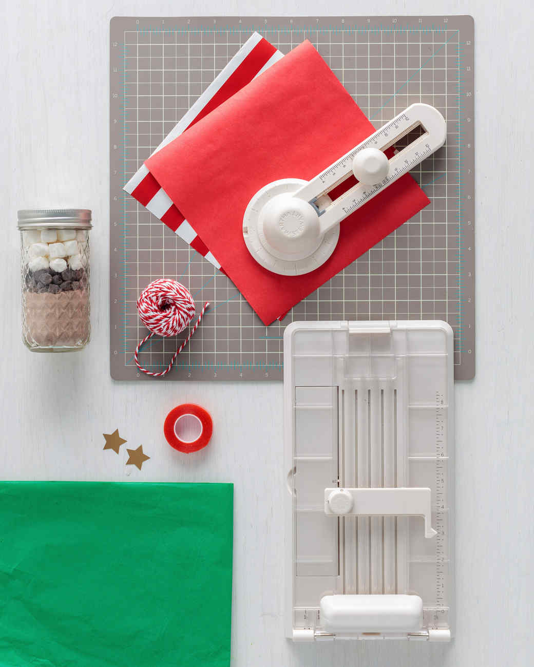 Martha Stewart Christmas Tree Topper: How To Make Christmas Tree Toppers For Gifts In A Jar