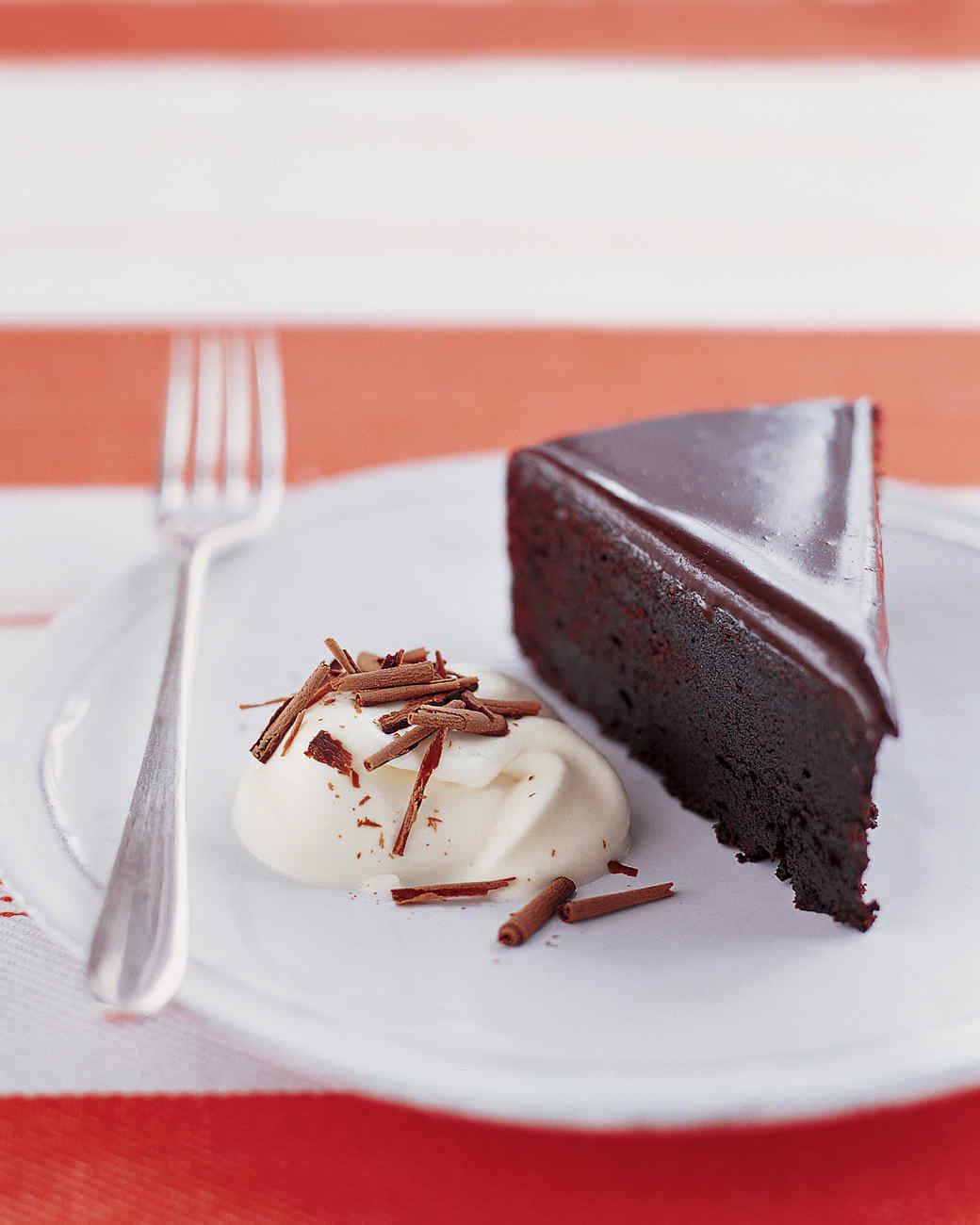 Martha Stewart Rich Chocolate Frosting