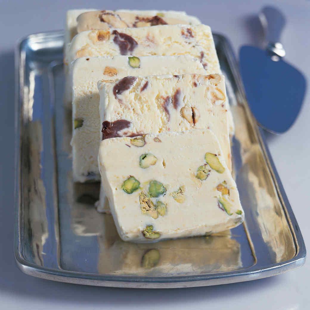 Hazelnut-Gianduja Ice Cream