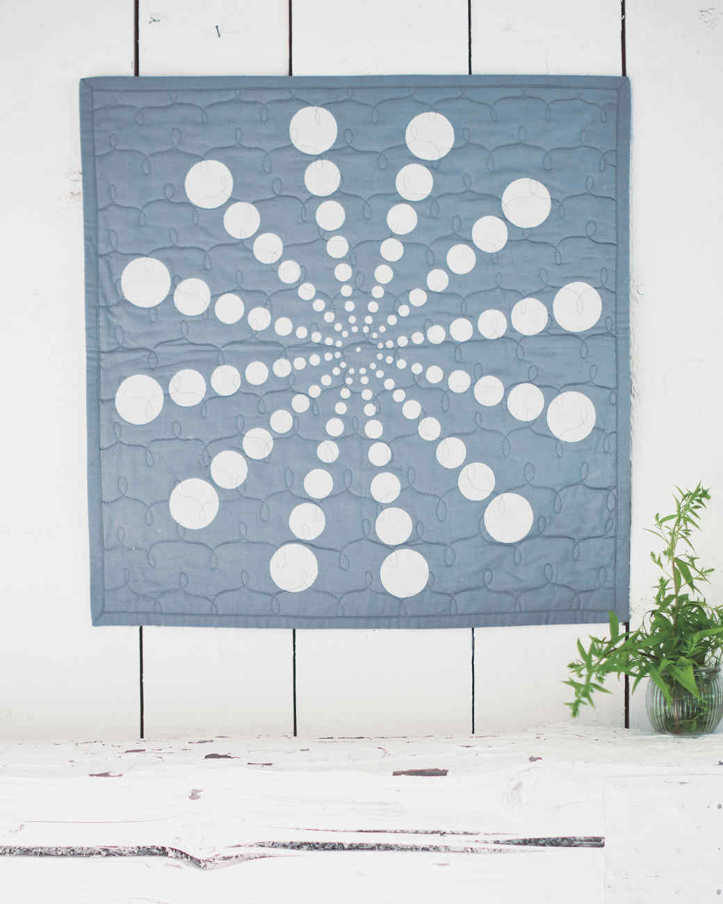 Meet the Artist Behind These Colorful Modern Quilts