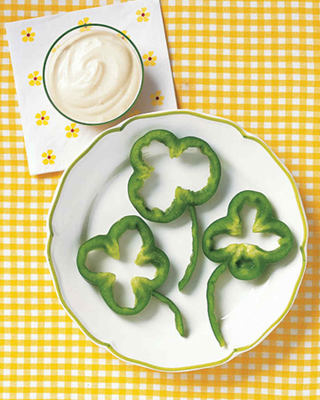 Shamrock Green Peppers