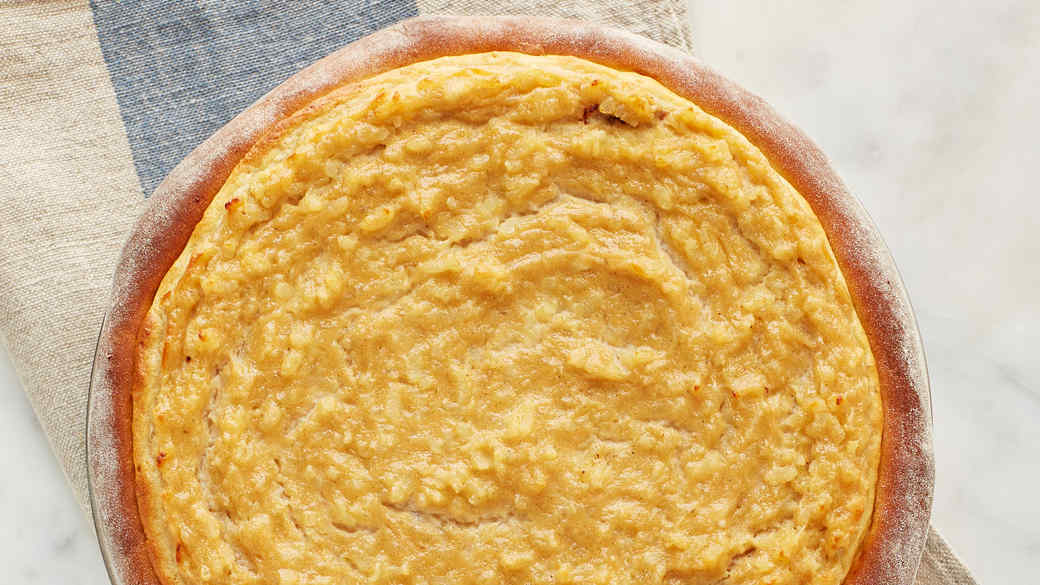 Belgian Rice Pie