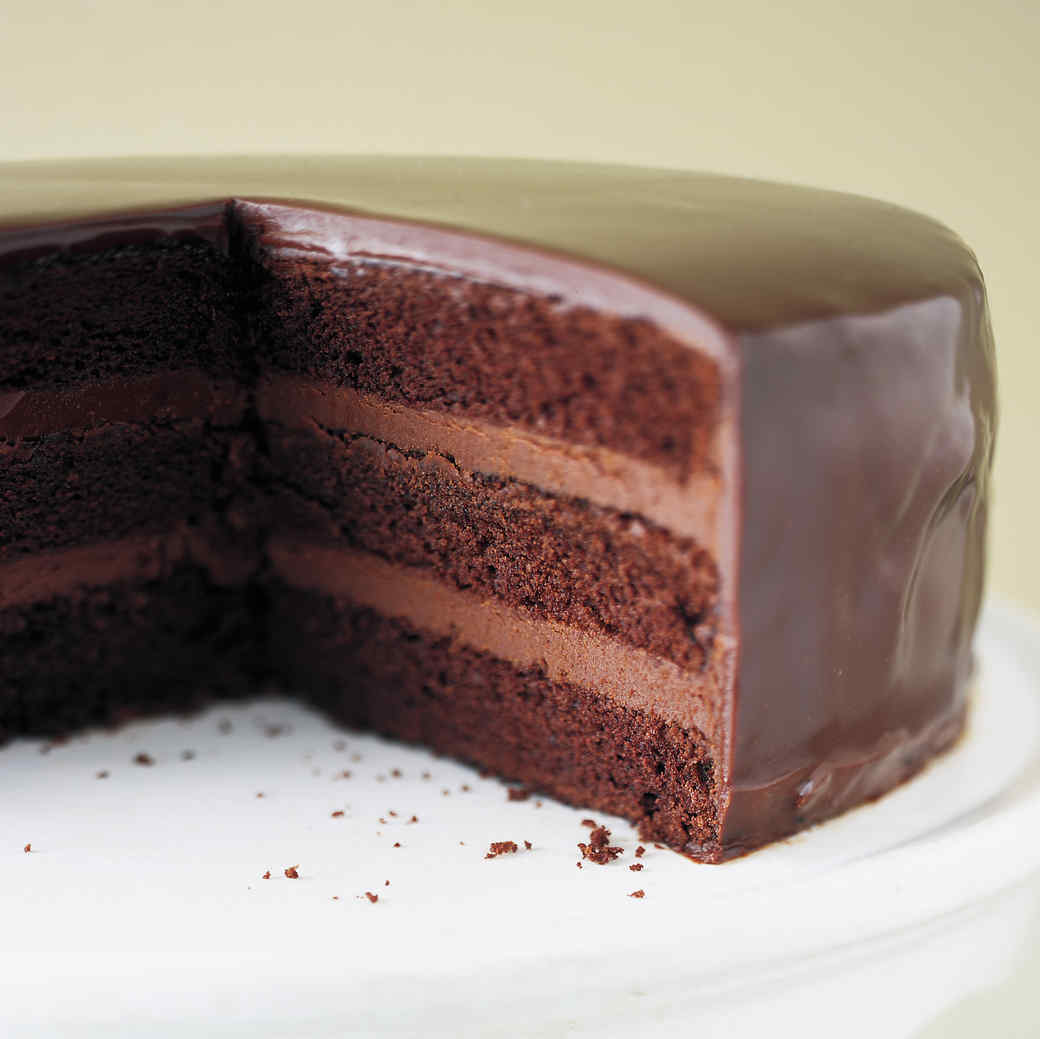 Chocolate Cake Recipes | Martha Stewart